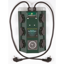 Picture of 6 Way Professional Contactor and Timer