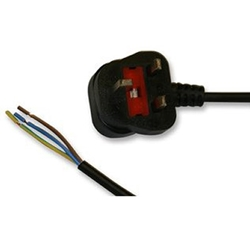Picture of 4 Metre Power Lead (fitted 13 amp plug)