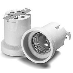 Picture of E40 Ceramic Lamp Holder