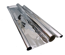 Picture of Mylar Silver Sheeting