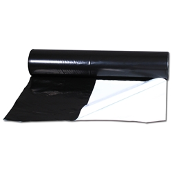 Picture of Black & White Sheeting