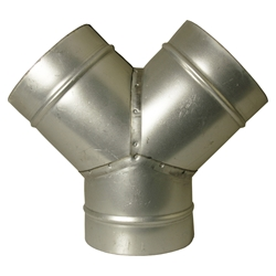 Picture of Ducting Y Piece