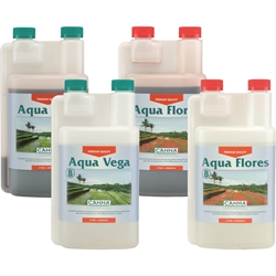 Picture of Canna Aqua Vega & Flores Nutrients