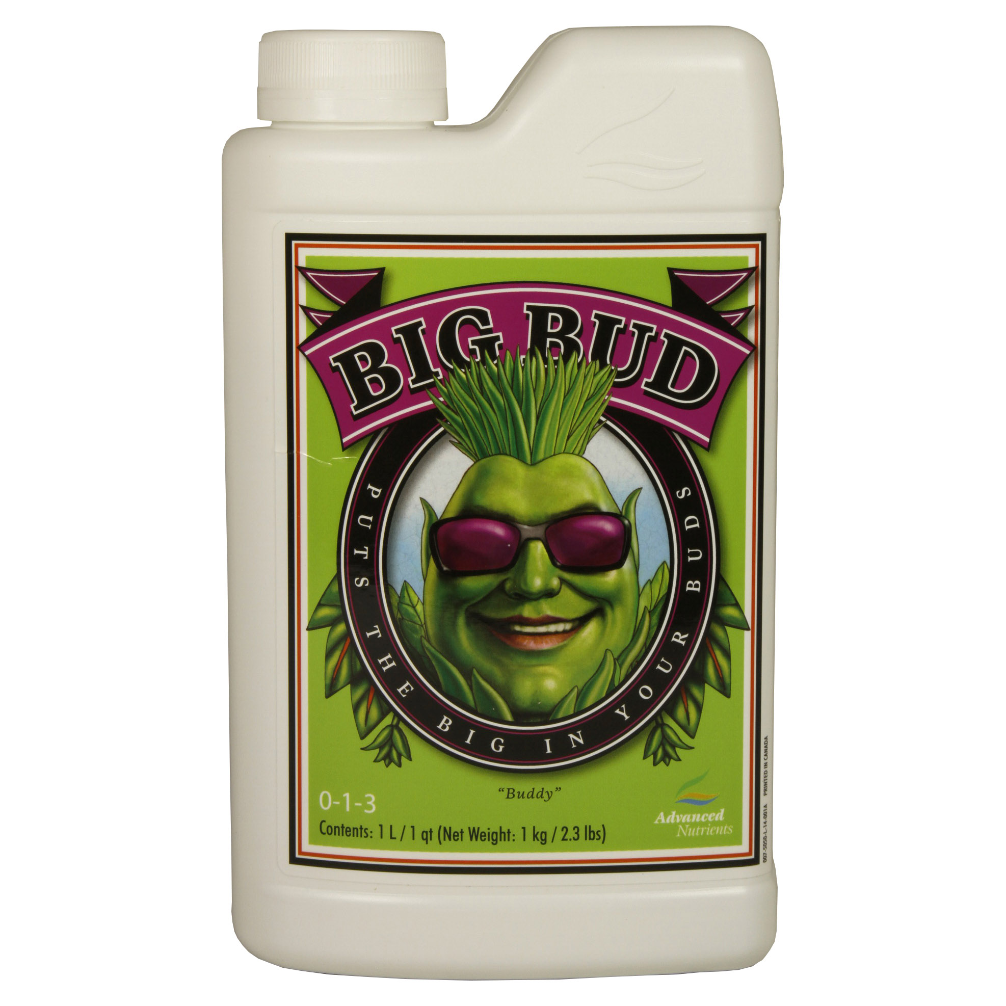 Advanced Nutrients Big Bud Flowering Booster Grow Magic