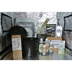Picture of 4 Plant Complete Organic Kit