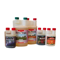 Picture of Canna Terra Nutrient Kit