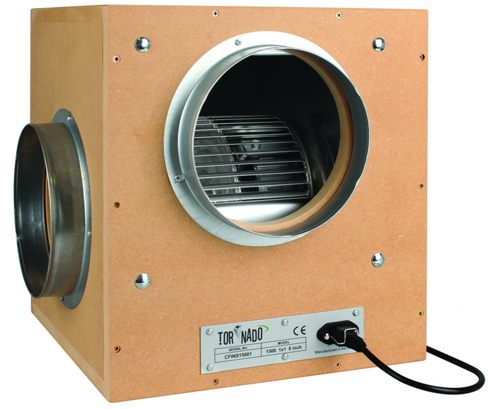 Picture of Tornado Acoustic Box Fans
