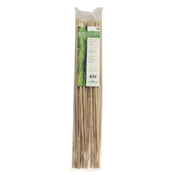 "Picture of 4"" Bamboo Canes 120cm (25 Pack)"