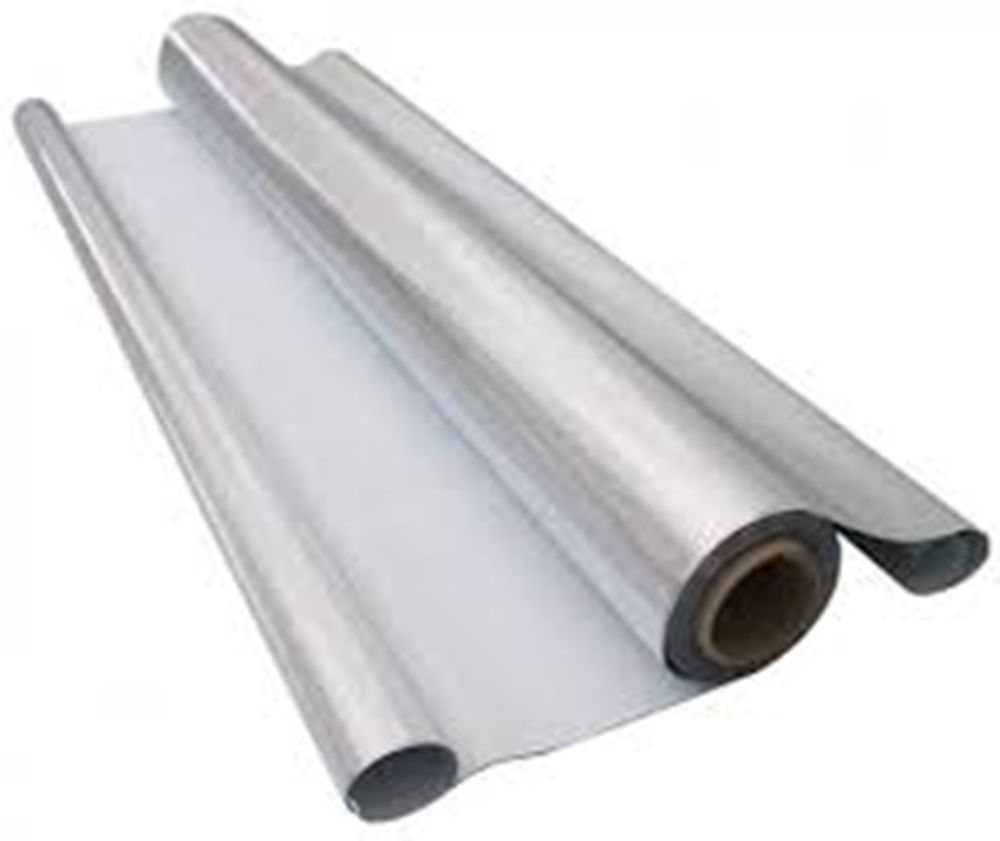 Picture of Mylar Silver White Sheeting