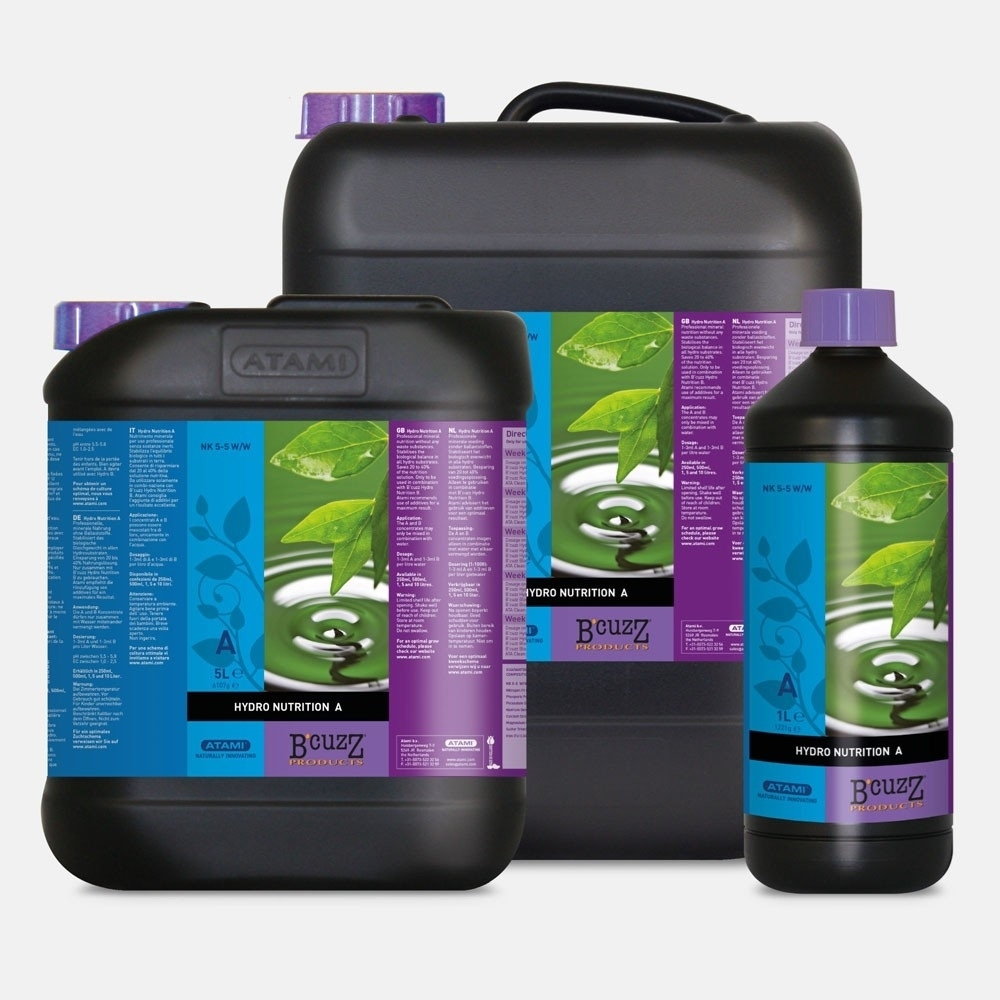 Picture of BCuzz Hydro Nutrient