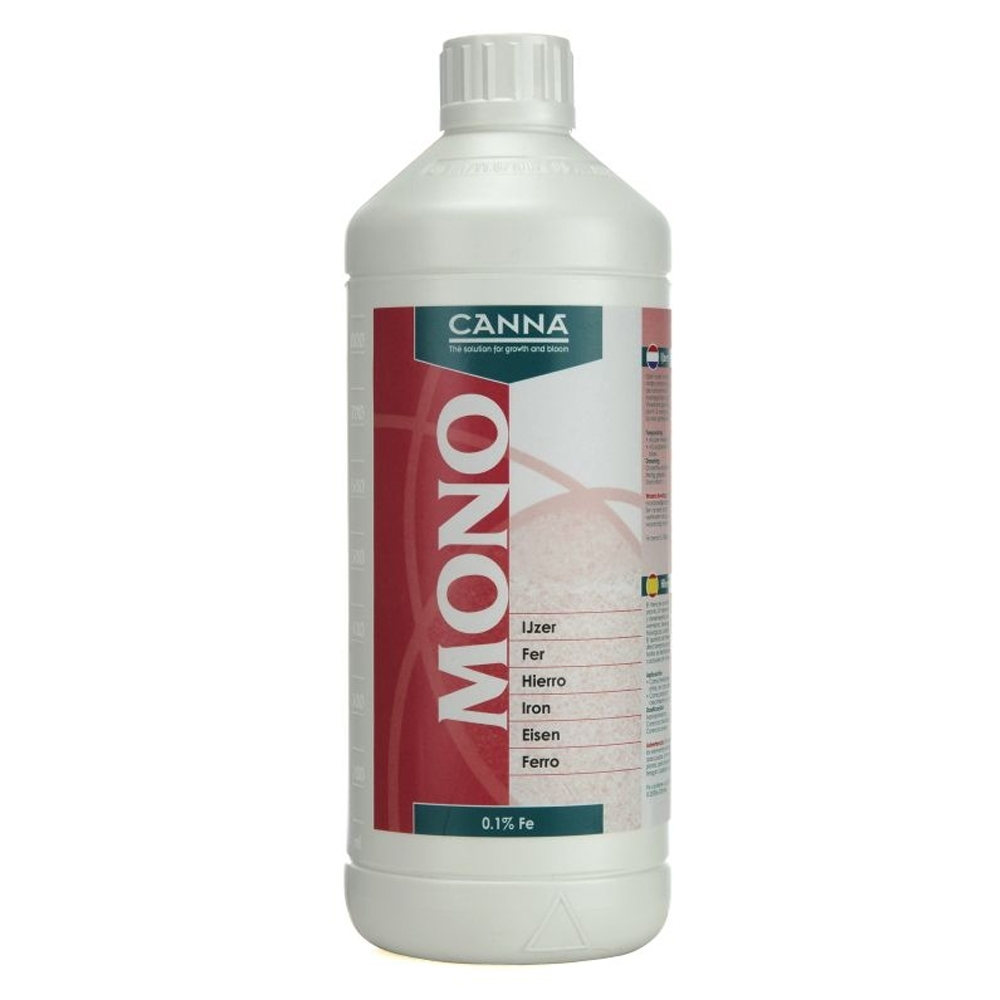 Picture of Canna Mono Iron 1 Litre