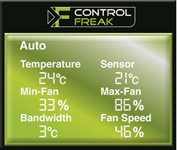 Picture of Control Freak Dynamic Frequency Fan Controller