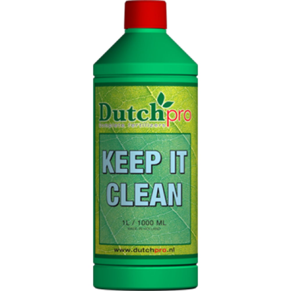 Picture of Dutch Pro Keep It Clean