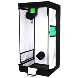Picture of Budbox Pro Intermediate Grow Tent (White) 75x75x160cm