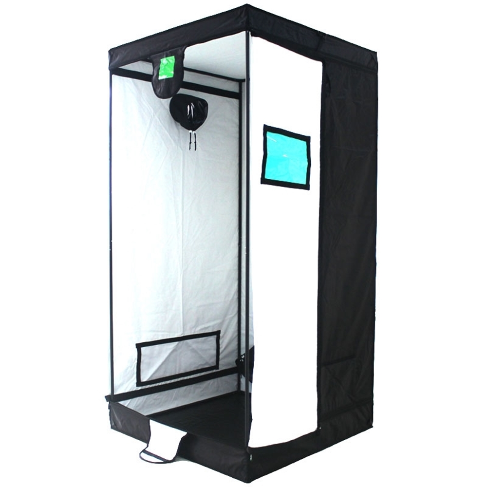 Picture of Budbox Pro Large Grow Tent (White) 100x100x180cm