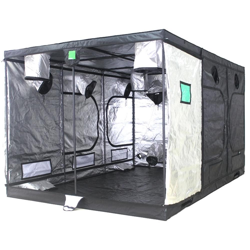 Picture of Budbox Pro Titan 2 Grow Tent (Silver) 240x360x200cm