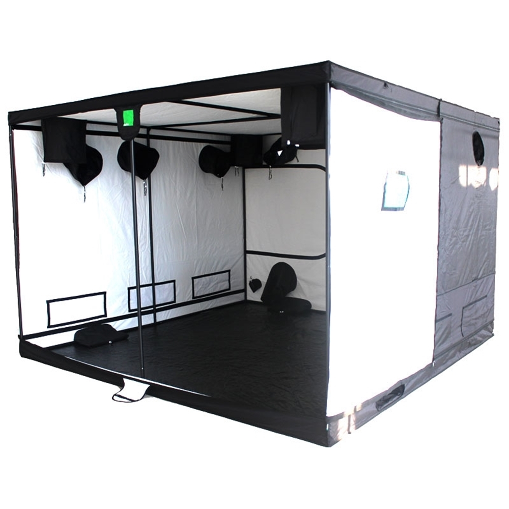 Picture of Bud box Grow Tent ProTitan 3 (White) 300x300x200cm