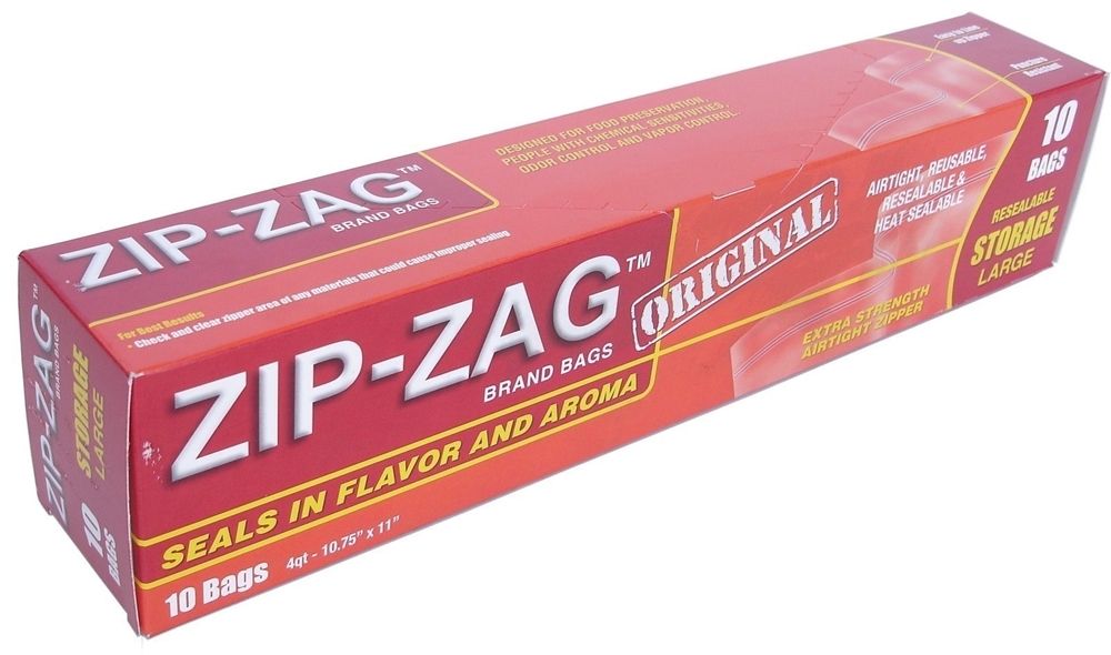 Picture of Zip-Zag brand Smell-proof Seal Bags