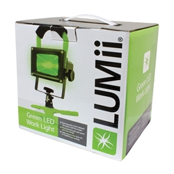 Picture of Lumii LED Green Work Light