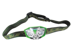 Picture of Lumii Green Head Torch