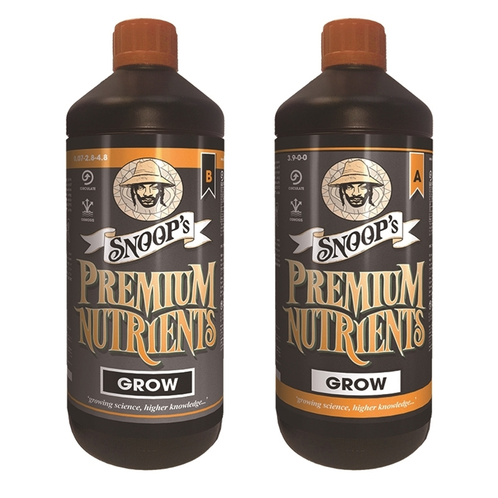 Picture of Snoop's Premium Nutrients Coco A&B