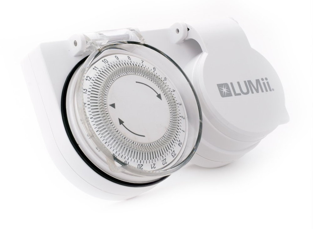 Picture of Heavy Duty Lighting Timer and Contactor (Lumii)