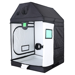 Picture of Budbox Pro XLR Grow Tent (White) 120x120x180cm
