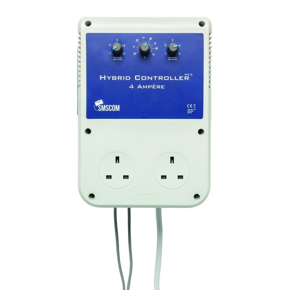 Picture of SMScom Hybrid Controller MK2 4 AMP