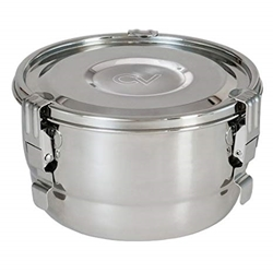 Picture of C-Vault Stainless Steel Storage Container