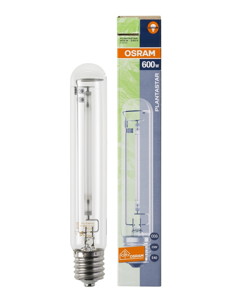 Picture of Osram Plantastar HPS 600W Bulb