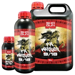 Picture of Shogun PK Warrior 9/18
