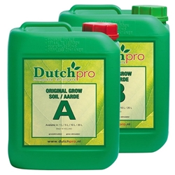 Picture of Dutch Pro Original Grow Soil A&B