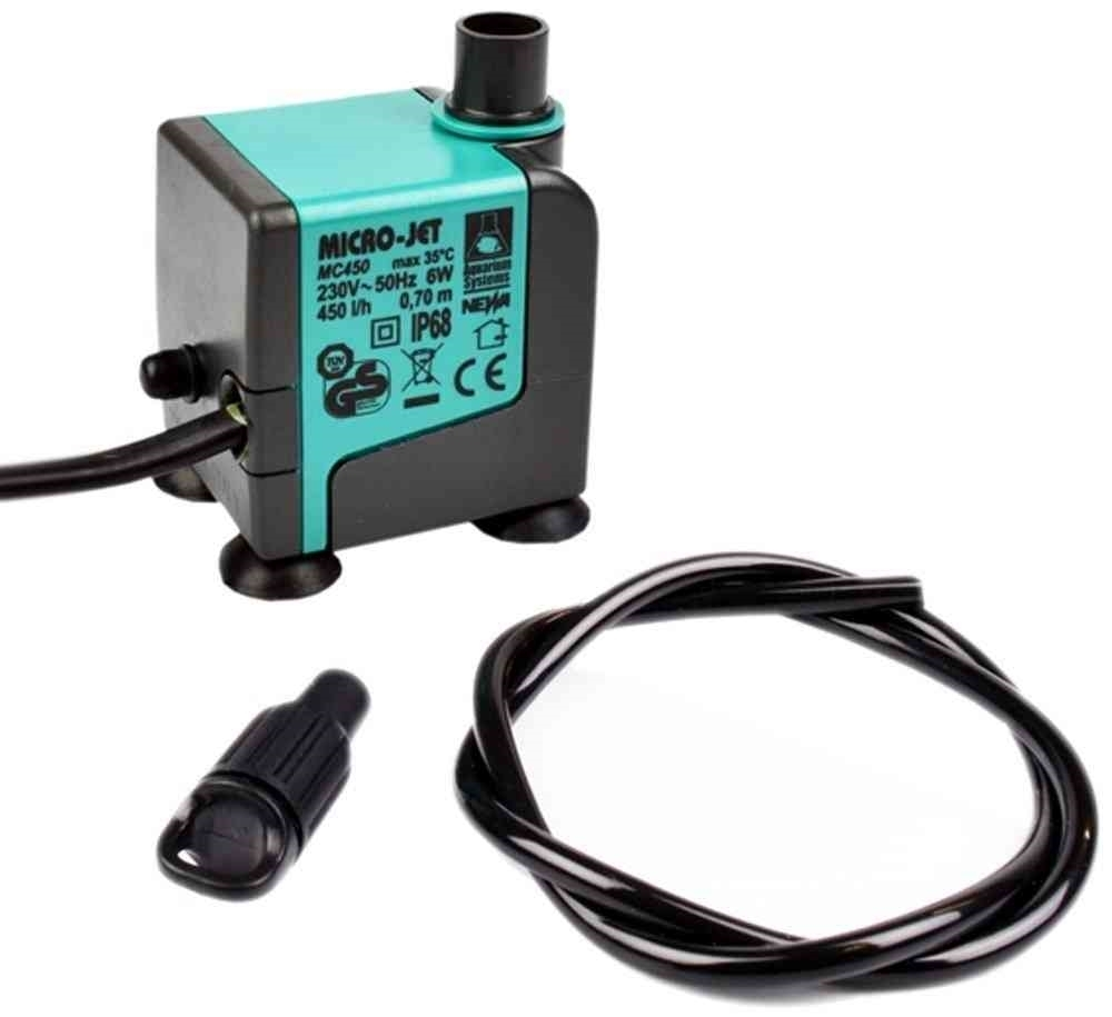 Picture of Fixed Flow Pump MC450 Oxy Pump- 450 Litres per Hour (for Gro-Tank 604/901)
