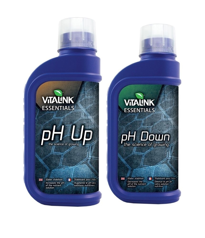 Picture of Vitalink Hydroponic PH Up& PH Down