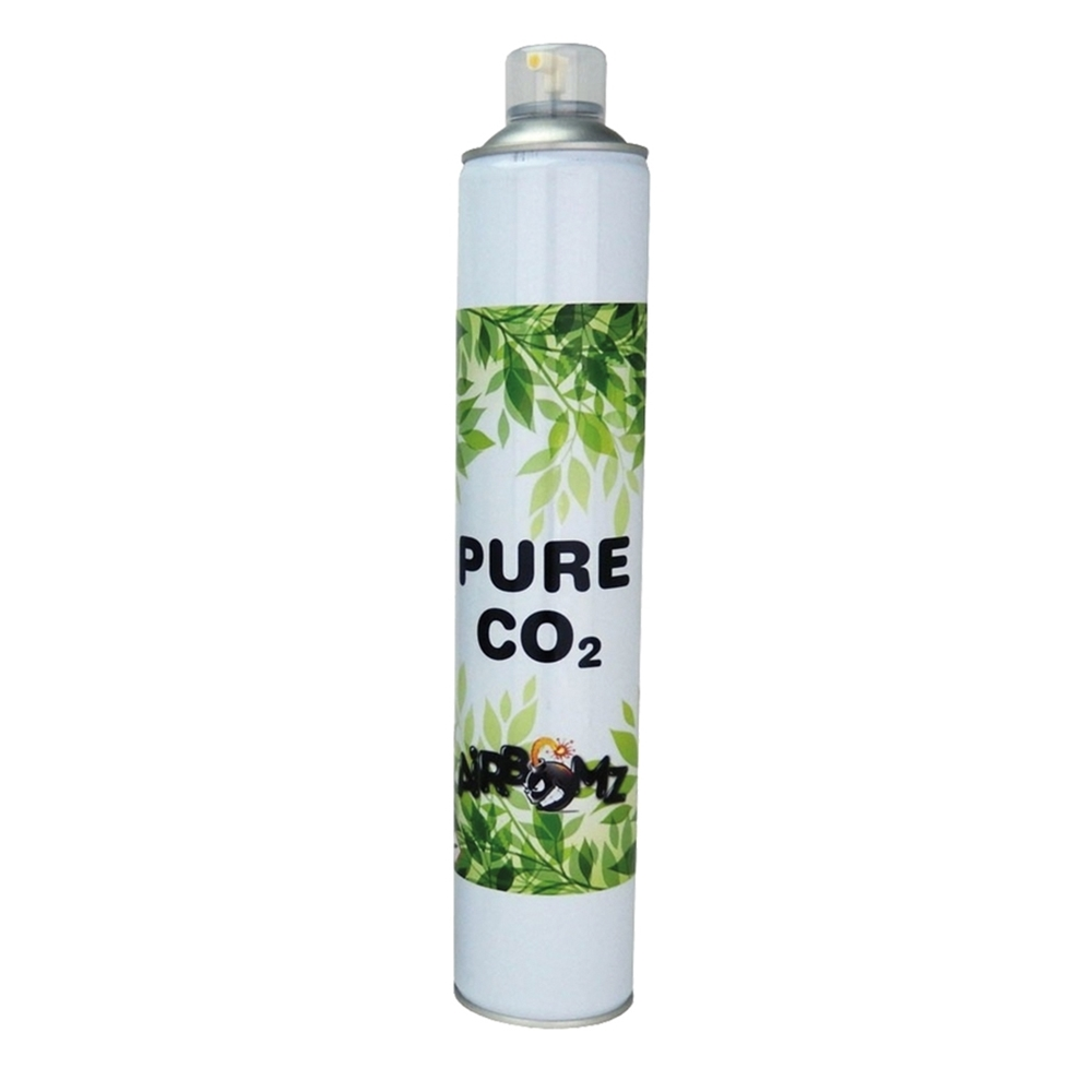 Picture of AIRBOMBZ Pure co2 replacement Can 1000ml