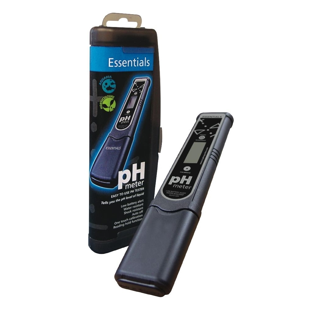 Picture of Essentials PH Meter /Pen (With Memory Function)