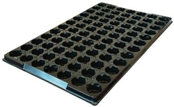 Picture of Jiffy Cell Tray 84 Hole Plastic Tray