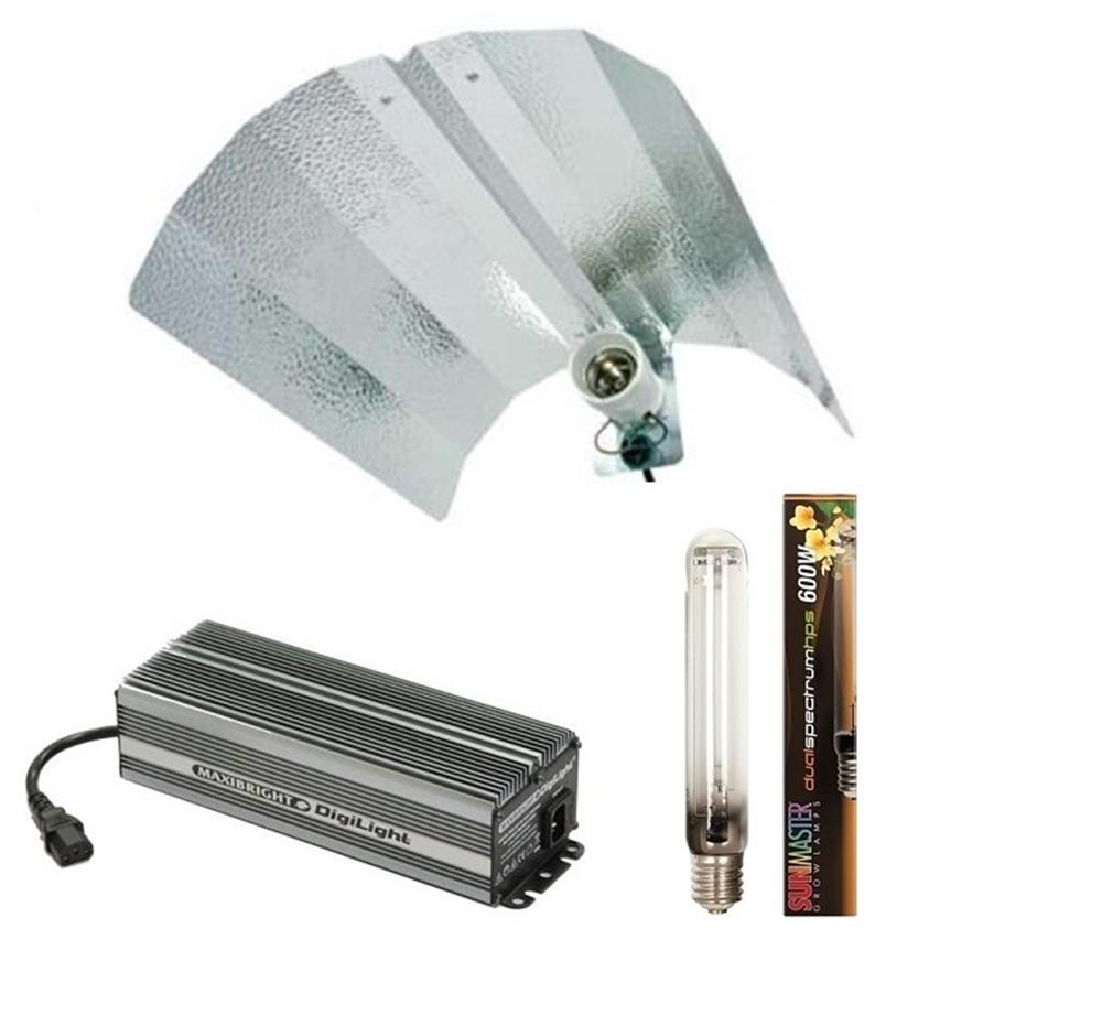 Picture of Maxibright Digilight Digital 150W Lighting Kit