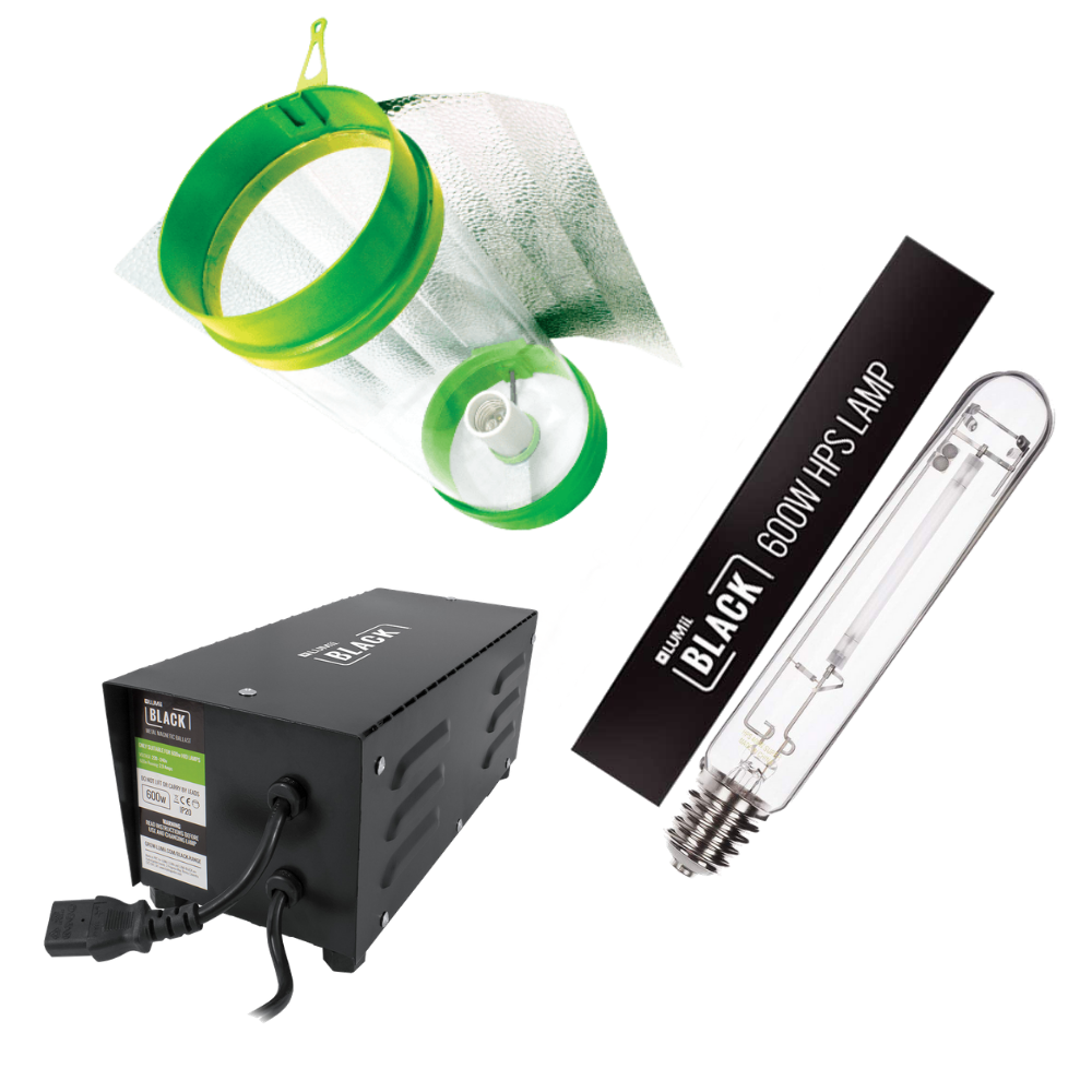 """Picture of Lumii 5"""" Aerotube 600w Magnetic Lighting System"""