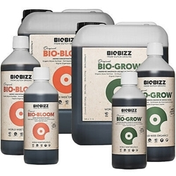 Picture of BioBizz Nutrients (Bio Grow & Bio Bloom)