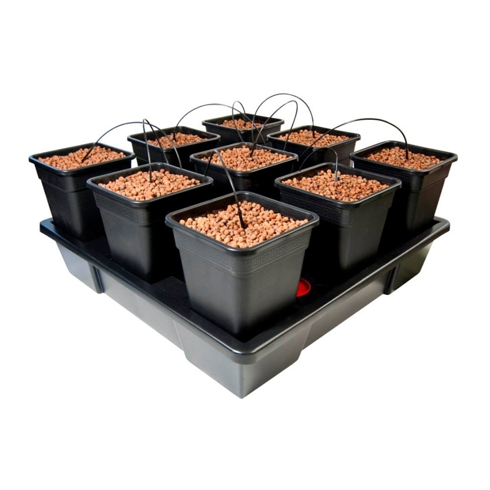 Picture of Wilma Hydroponic Dripper System XXL 9 Pot