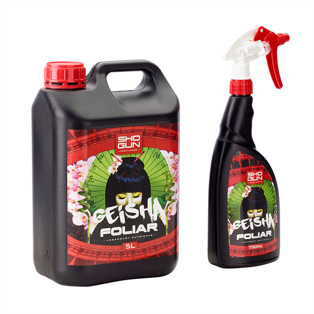 Picture of Shogun Geisha Foliar Spray 750ml