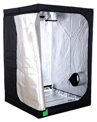 Picture of Budbox Pro Intermediate Grow Tent Mylar (Silver) 75x75x160cm