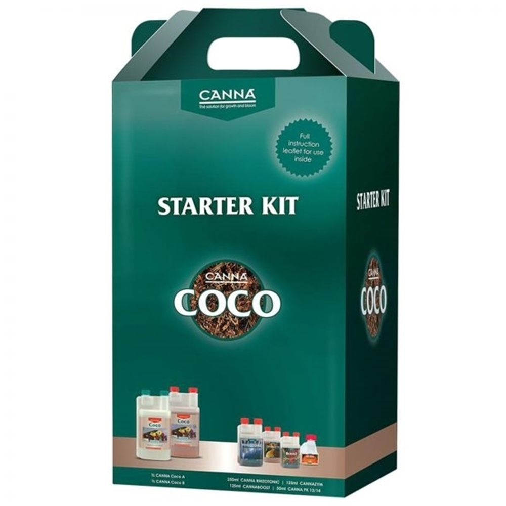 Picture of Canna Coco Starter Kit (Small)