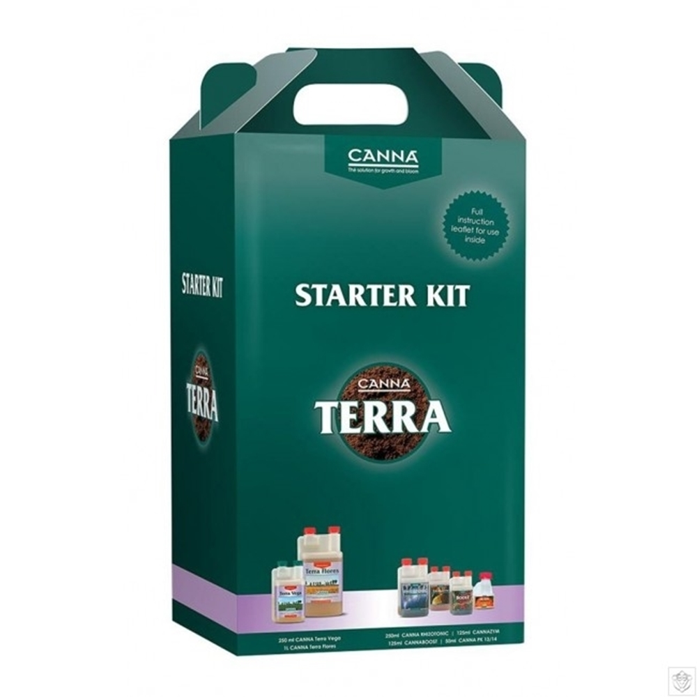 Picture of Canna Terra Starter Kit (Small)