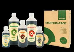 Picture of Biobizz Starter Nutrient Kit (Organic)